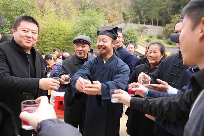 师行十年庆典之山野宴