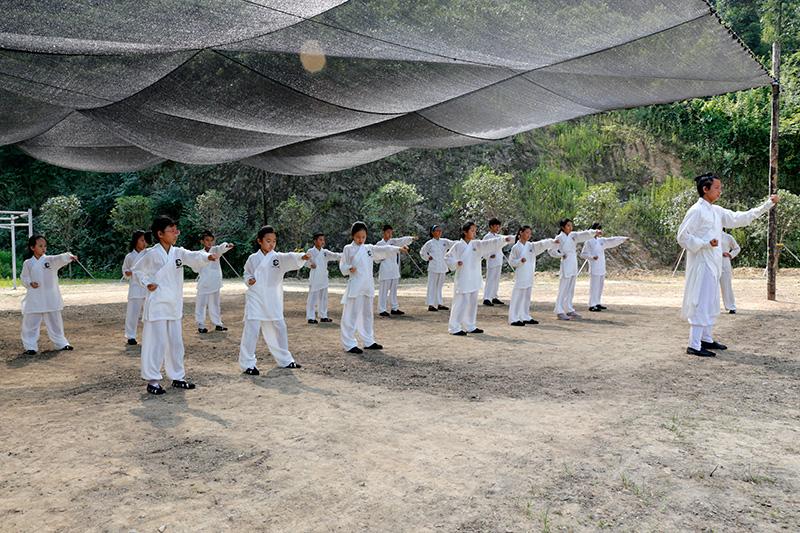 武当武术夏令营