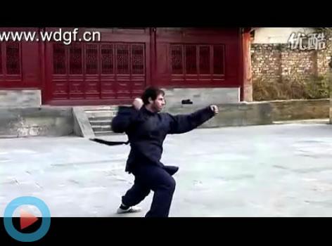 龙华拳――南非学员Macro