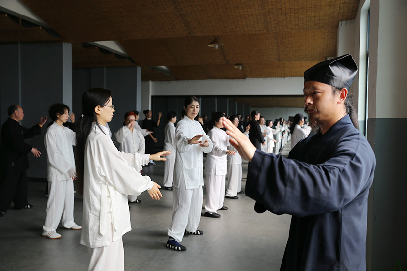 练习简化太极拳真的好吗?